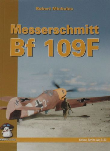 Messerschmitt Bf 109F, by Robert Michulec